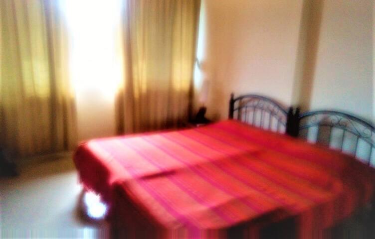 Spacious Private Room for Rent in Porvorim. - Nord-Goa - Wohnung