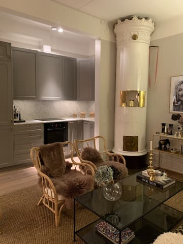 Cosy and beautiful apartment at top location 54m2