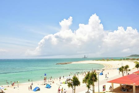 5min to beach 15min to airport#1 - Tomigusuku - Casa