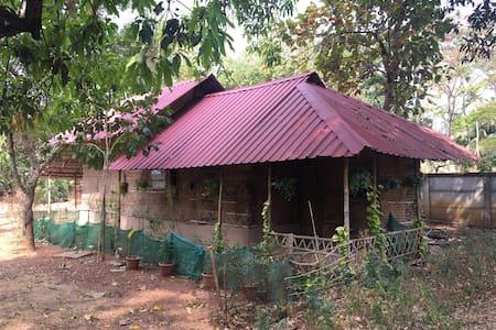 Tribal hut & farm house