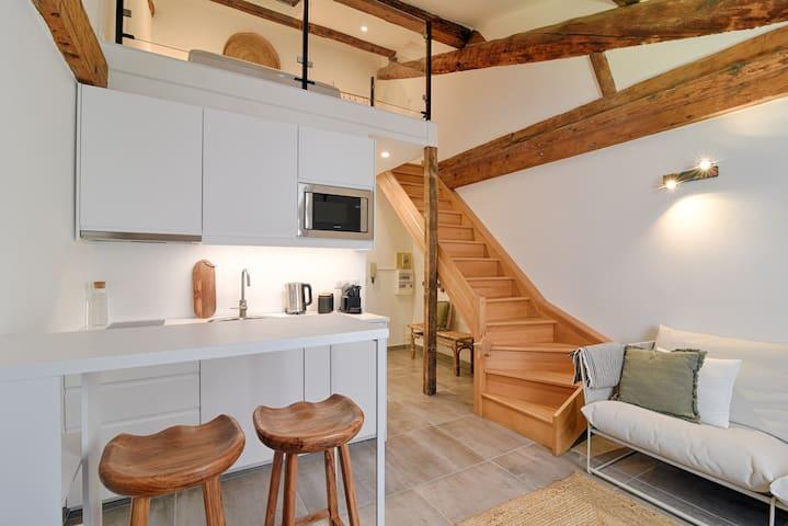 Charmant studio tout confort au cœur de Lyon