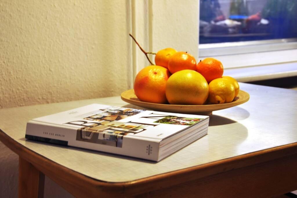 Küche mit Berlinguide von CeeCee