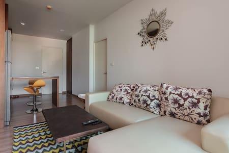 A cozy apartment 47 sqm.Sukumvit 26 - Bangkok - Departamento