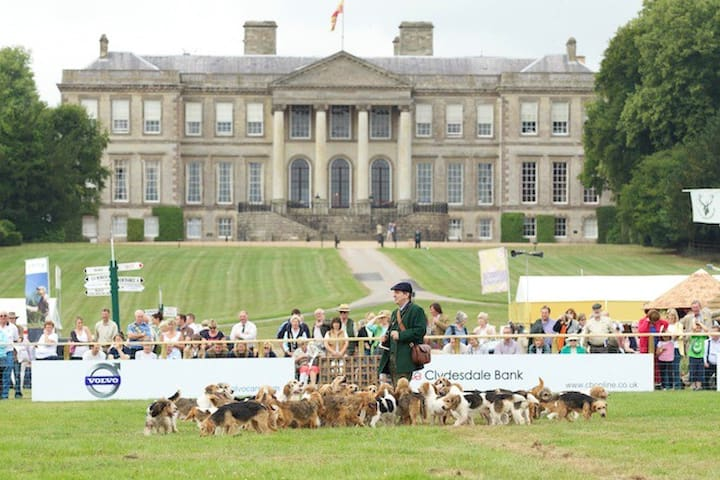 Ragley Hall - events / shows / gardens 10m. 2 mins from Hiller's.