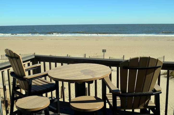 My Sunshine. Ocean front. Best location and views. - Tybee Island