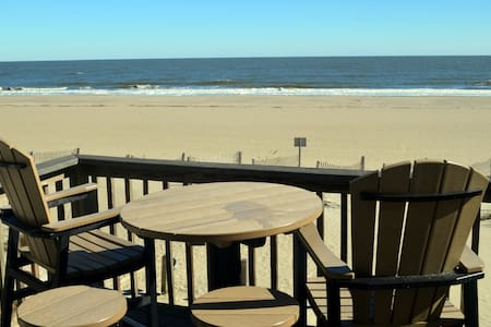 My Sunshine. Ocean front. Best location and views. - Tybee Island - Apartment