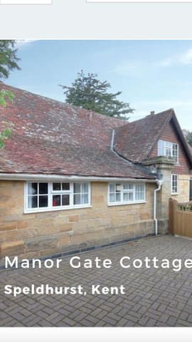Manor Gate Cottage - Kent - Haus
