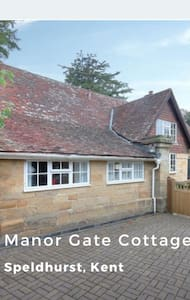 Manor Gate Cottage - Kent - Hus