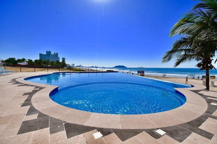 Beach House at Mazatlan, location, best location,