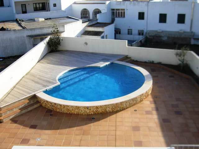 apartment with pool in Menorca - Es Migjorn Gran - Byt