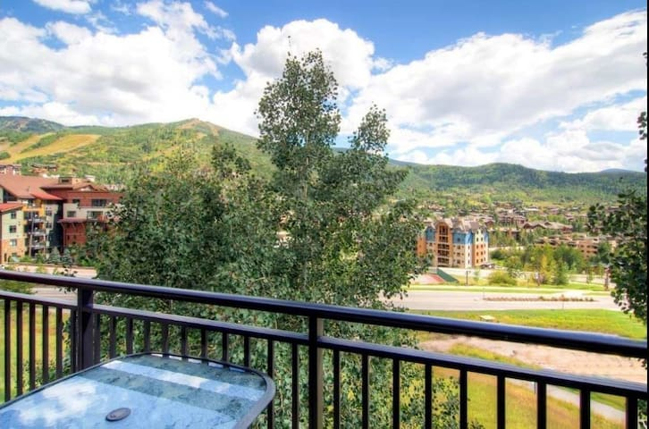 The West  - Steamboat Springs - Apartment