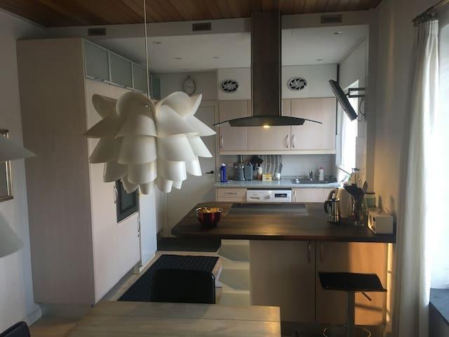 Kitchen shared