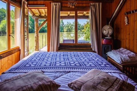 Maison du Pont de l'Etang, sauna, jacuzzi