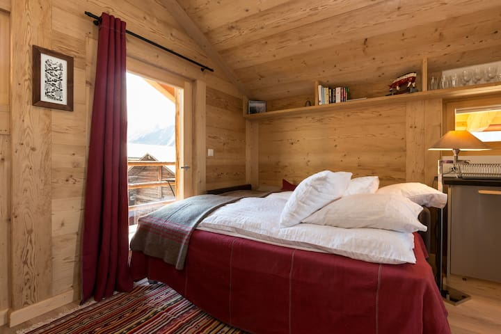 Marvelous chalet close to Verbier