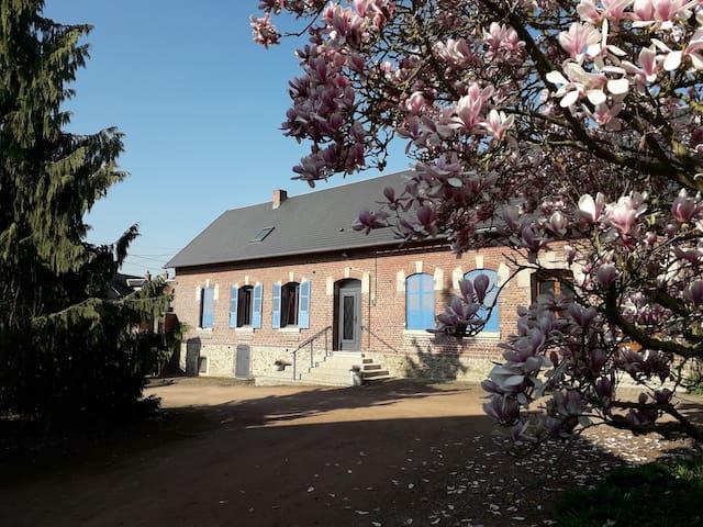 Les Collines du Vermandois près de Péronne