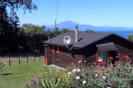 Cabaña N°1-La Morocha (4personas) A 15km Frutillar