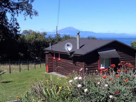 Cabaña N°2-La Morocha (4personas) A 15km Frutillar