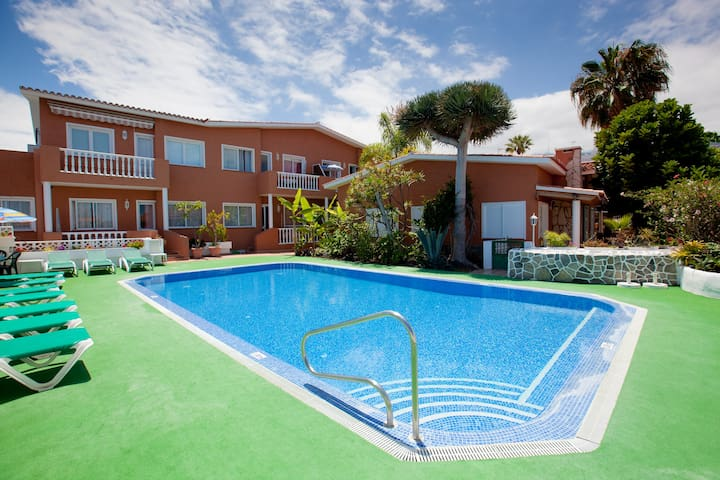 Beautiful apartment full of feeling, Wifi & Parkin - Puerto de la Cruz - Appartement