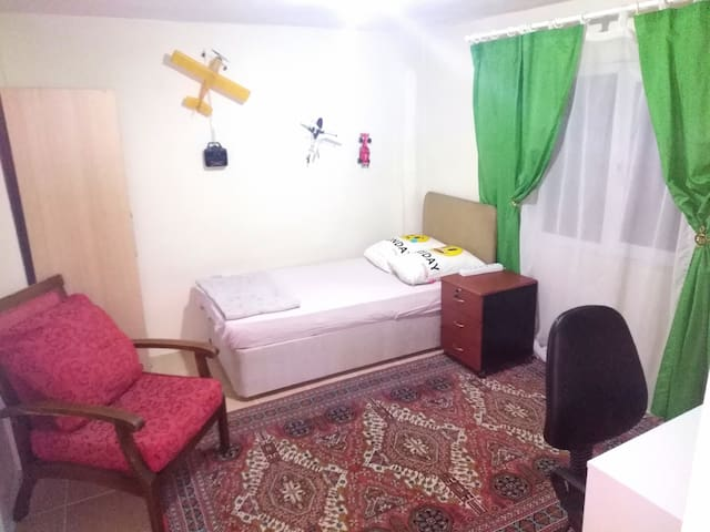 Special Room & Unlimited internet & terrace & tea