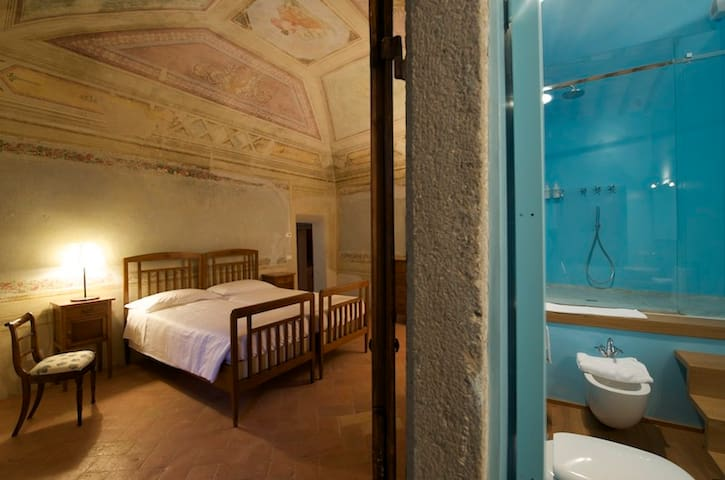 Paluffo B&B Blue room - Certaldo - Bed & Breakfast