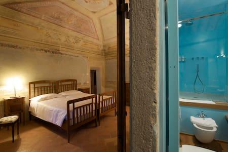Paluffo B&B Blue room - Certaldo
