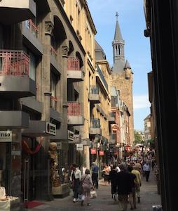 Zauberhaftes Apartment zwischen Dom und Rathaus - Aachen