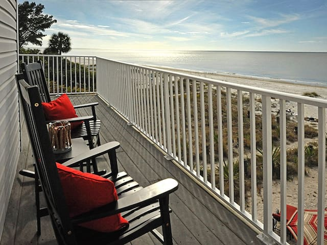 Beach Front - on the Gulf Coast  - Indian Shores - Casa