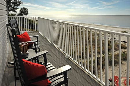 Beach Front - on the Gulf Coast  - Indian Shores - Ház