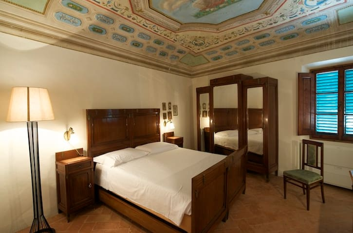 Paluffo B&B Liberty bedroom - Certaldo - Bed & Breakfast