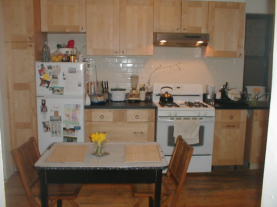 Remodeled Ikea Kitchen