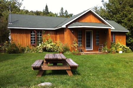 Calme, foyer & sentier en forêt - Cookshire-Eaton
