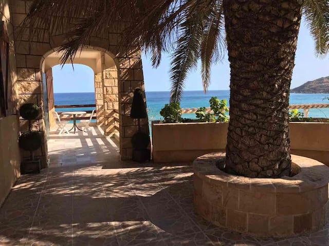 Villa grand standing vue mer avec piscine privée