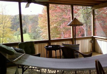 Cosby Tennessee Smoky Mountains  Great Views