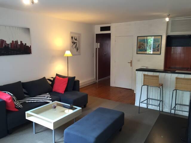 Appartement Toulouse Centre - Tuluza - Apartament