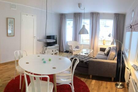 Södra lägenheten, No hamnen Lysekil - Lysekil - Appartement