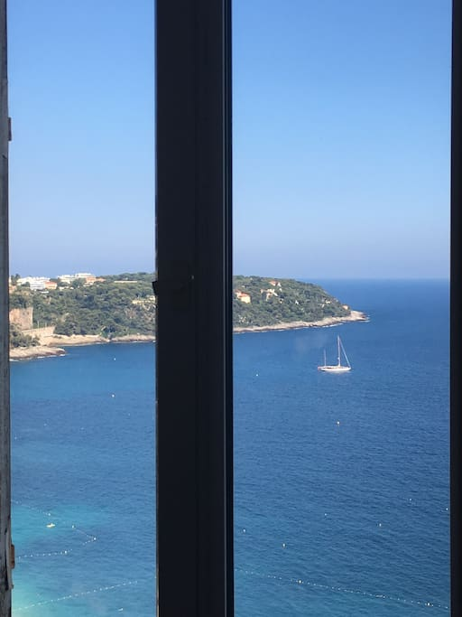 Would you like to wake up to this view?