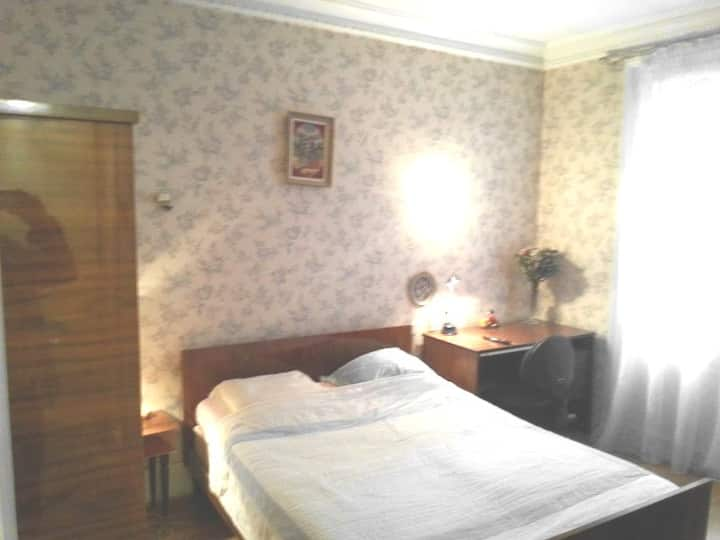 Chambre dans grand appartement Paris XV