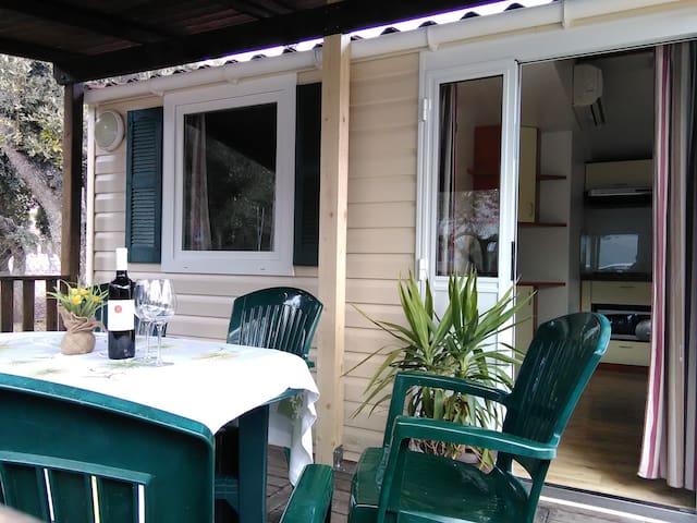 Mobile home Villa Jadranka Pakostane - Pakoštane - Bungalou