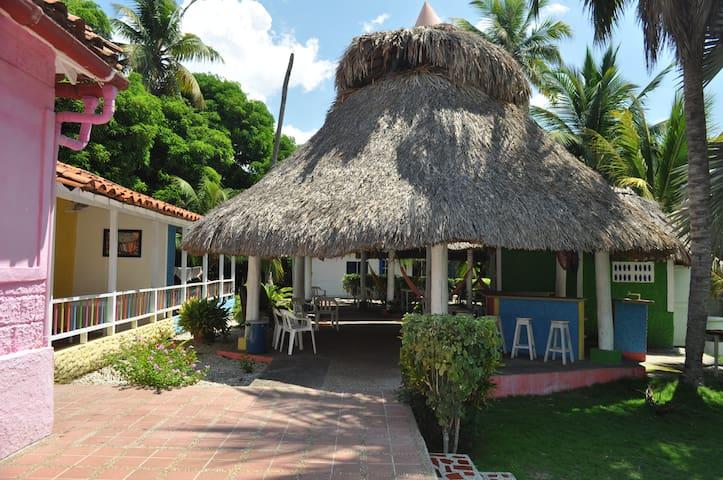 Villa Corales Cabaña Azul (10 personas)