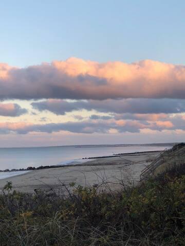 Sagamore Beach, Cape Cod off the Beaten Path
