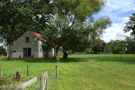 A Mill In The Countryside - Sint Kruis - Talo