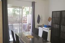 Location studio ou t1 dans maison individuelle