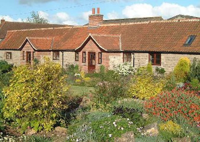 Woodview Holiday Cottages - Owthorpe - Haus