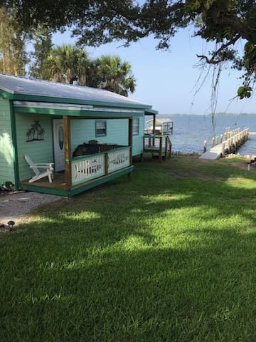 The Micco Fishing Cottage on the Indian River