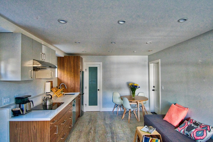 Renovated North Oakland Studio with Private Entry