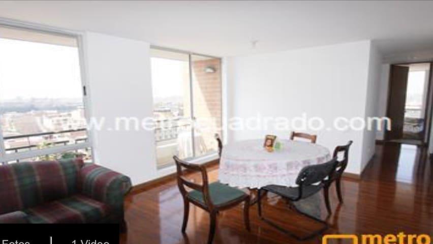 Charming Cozy room in Bogota - Bogota  - Pis