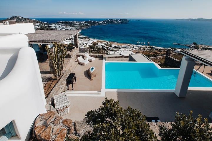 "Diana Villa Mykonos-The Luxury ""Hosting"""