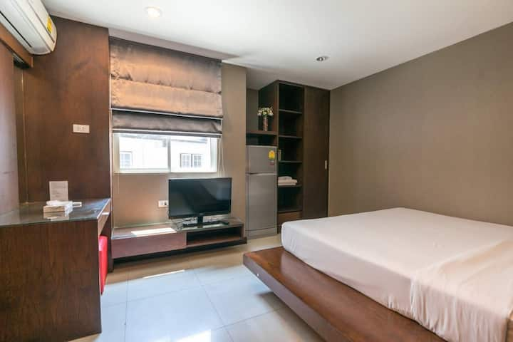Pattaya Escape Inn (Studio Room)
