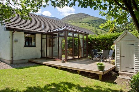 Ardachy, a Highland Holiday Homes with Fab Views!