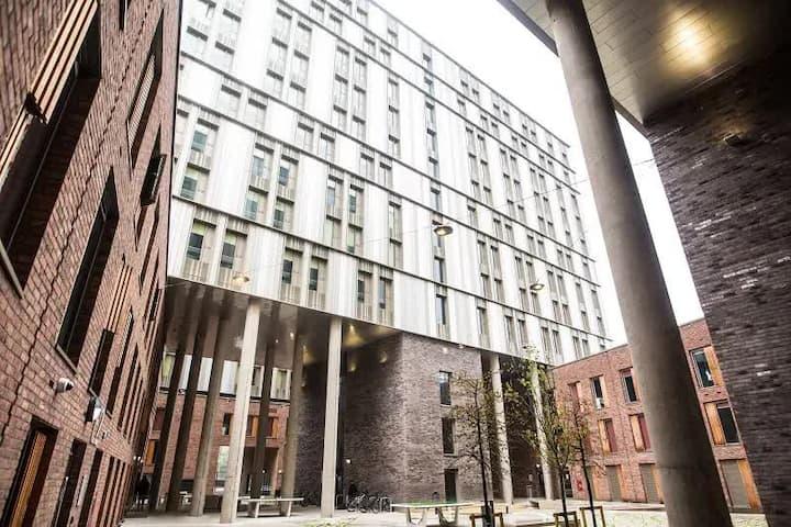 Student Only Property: Bright Bronze En-suite